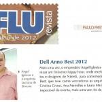 O FLU REVISTA - PAULO FREITAS - 08 DE JULHO DE 2012